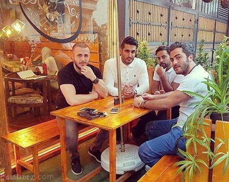 بیوگرافی و عکس های خواننده شهاب مظفری