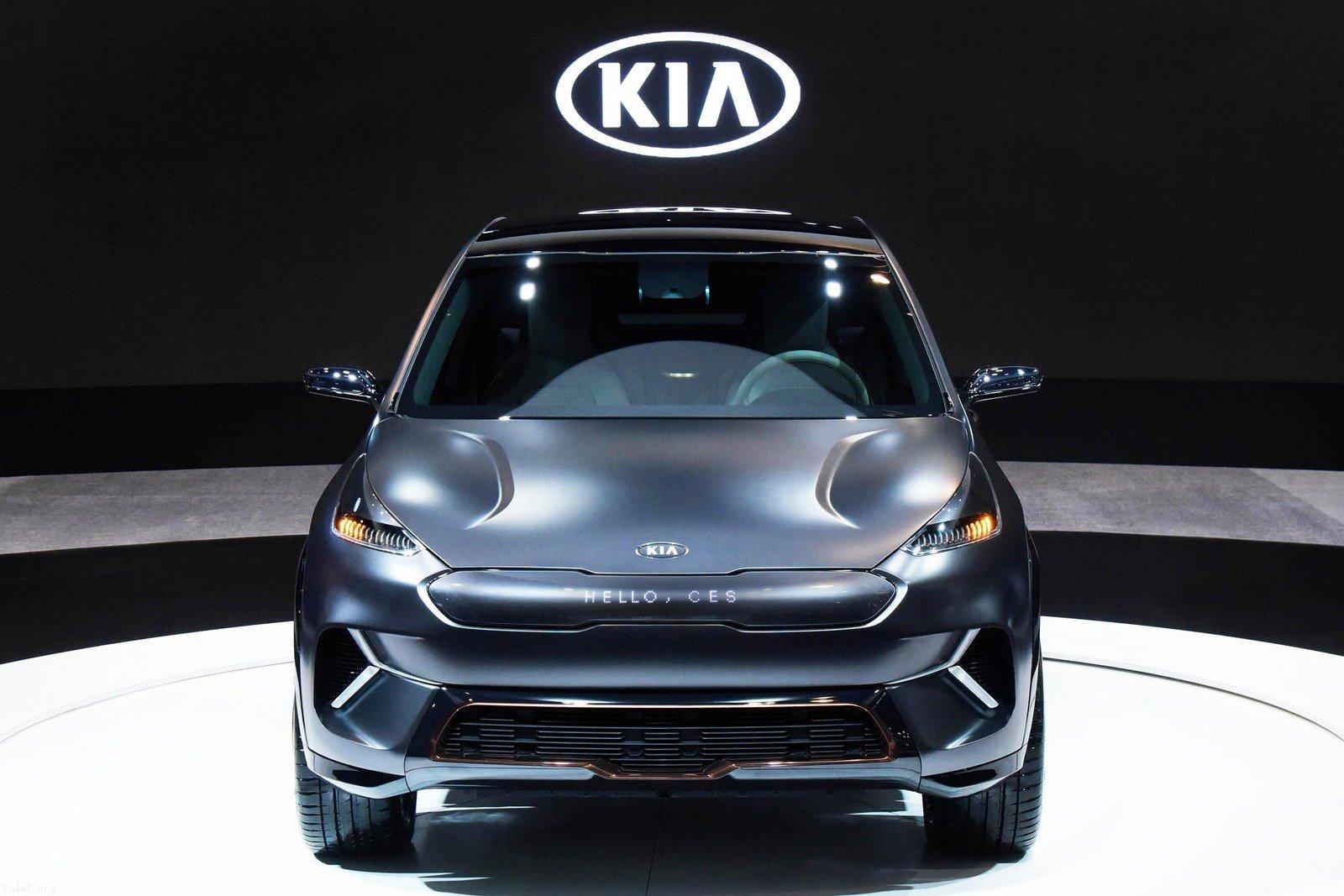 خودروی شگفت انگیز کیا نیرو 2018 (+مشخصات و تصاویر)