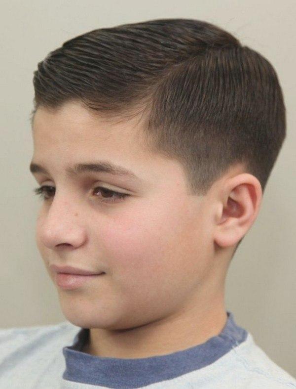 نمونه مدل مو پسرانه جذاب مد سال 2018