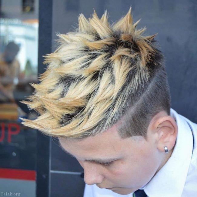 مدل مو ی مردانه