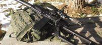 آشنایی با تفنگ تک تیر انداز 9 میلی متری روسی مدل VSK-94