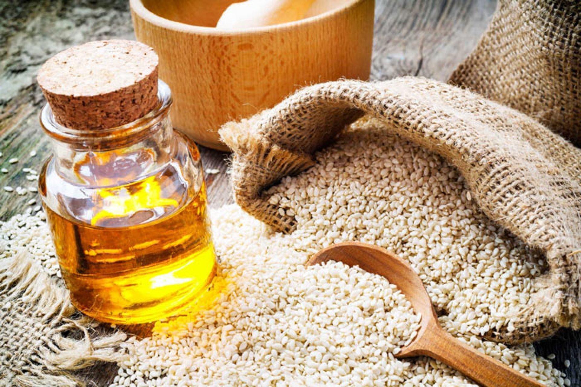 دانه کنجد برای تقویت سلامت بدن