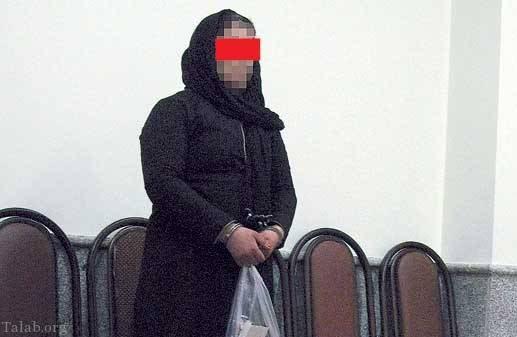 ماجرای دزدی متفاوت زن و شوهری در تاکسی (عکس)