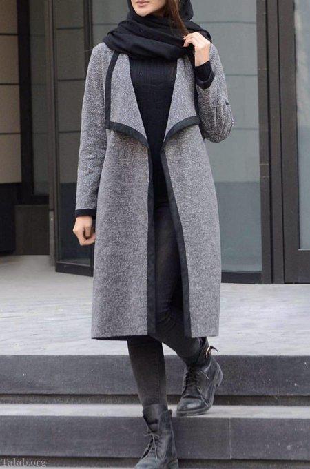 مدل پالتو و مانتو زمستانی زنانه و دخترانه