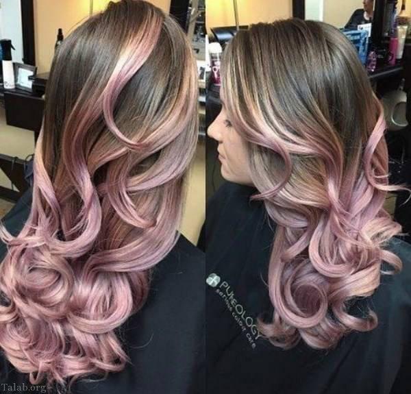 مدل رنگ موی جدید زنانه دخترانه 99 - 2020