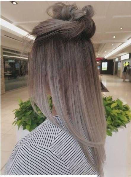 مدل رنگ موی جدید در اینستاگرام