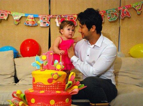 بیوگرافی کامل شاهرخ استخری و همسرش و دخترش پناه (عکس و مصاحبه)