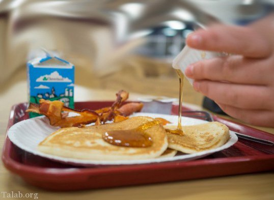 آیا خوردن صبحانه باعث چاقی می شود ؟ | 5 ترکیب مواد برای صبحانه