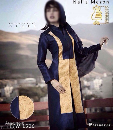 مدل های جدید مانتو 1397 + مانتو مجلسی برای عید نوروز 97