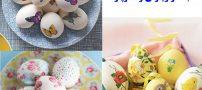 آموزش تزیین زیبای تخم مرغ هفت سین با هنر ویترای و دکوپاژ