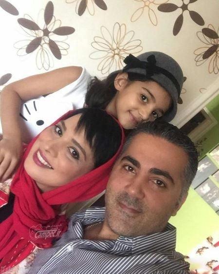 عکس های جدید بازیگران و سلبریتی های مشهور ایرانی در کنار همسرانشان