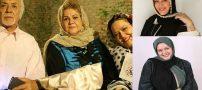 عکس های باحال بهاره رهنما با مادر و پدر و دخترش پریا قاسم خانی