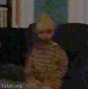 زندگی مرد جوان با شبح پسر بچه ترسناک در خانه (+ عکس روح)