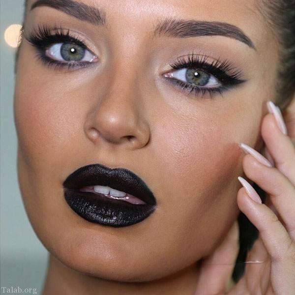 100 مدل آرایش صورت | مدل های میکاپ و آرایش زنانه زیبا و جذاب 99 - 2020