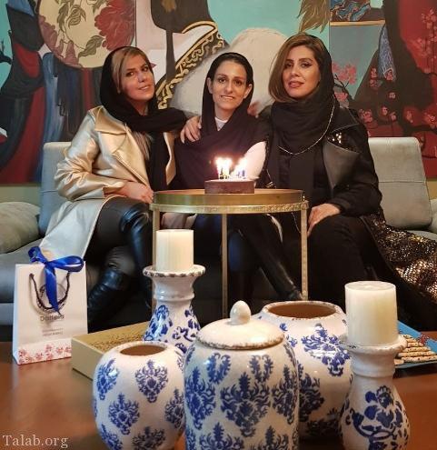 جشن تولد 20 سالگی دختر مهران مدیری (شهرزاد مدیری)