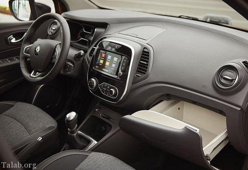 آشنایی بیشتر با خودروی جدید رنو کپچر 2018 + مشخصات رنو کپچر