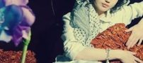 عکس های زیباترین دختر ایران (دختر زیبای ایرانی ساناز صالحی)