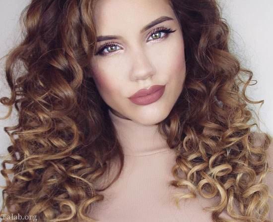 100 مدل آرایش صورت | مدل های میکاپ و آرایش زنانه زیبا و جذاب 97 - 2018
