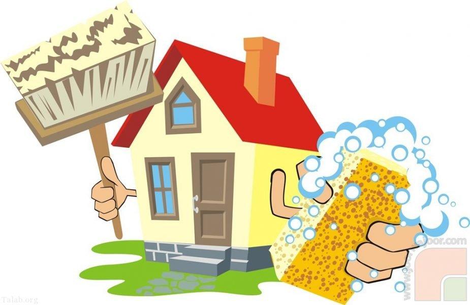 خانه تکانی کامل سریع و آسان عید نوروز + 7 قدم تا خانه تکانی