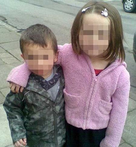 رها کردن 2 کودک معصوم توسط مادر بی عاطفه و هوس باز انگلیسی