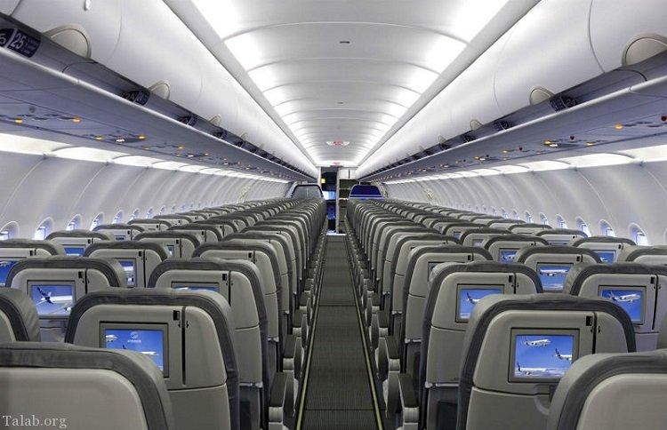 عکس های هواپیمای مسافربری جدید و پیشرفته و لوکس   دانستنی های هواپیما