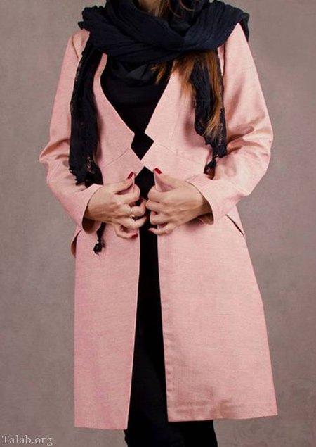 70 مدل مانتو 2020 شیک و زیبای زنانه و دخترانه (مدل مانتو عید 99)