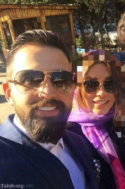 عکس های محسن افشانی و همسرش | مراسم ازدواج محسن افشانی