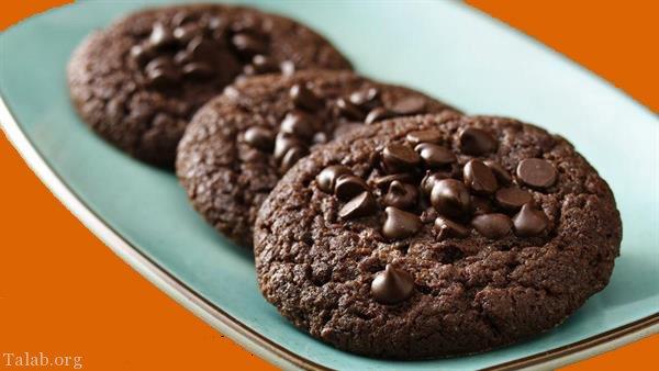آموزش طرز تهیه کلوچه شکلاتی خوشمزه به سبک شمالی