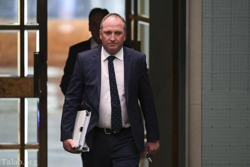 رابطه جنسی وزیران با کارمندان زیبای زن در استرالیا ممنوع شد !