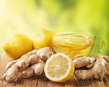 دمنوش زنجبیل و عسل و لیمو ترش + دمنوش مفید برای سرماخوردگی