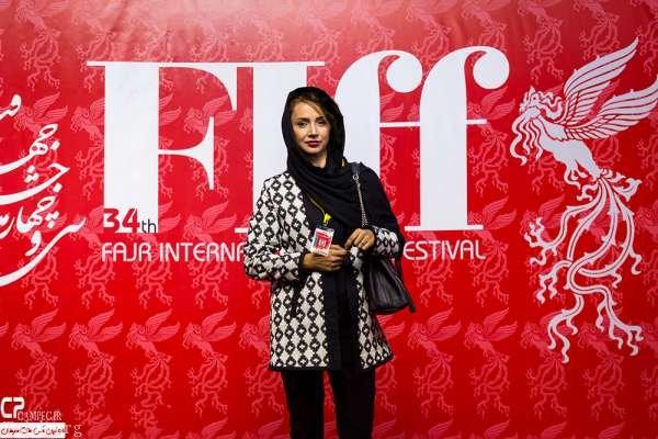 بازیگران زن و مرد ایرانی با تیپ و لباس خاص در جشنواره فیلم فجر 96