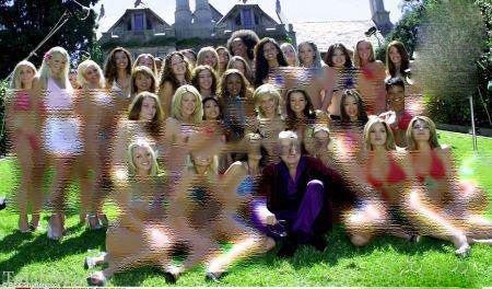 هوس باز ترین مرد دنیا با رابطه داشتن با بیش از هزار زن زیبا !