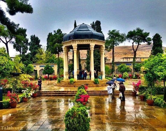 اشعار سعدی شیرازی ؛ شعرهای زیبا و کوتاه و عاشقانه از سعدی شیرازی