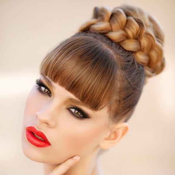 مدل مو و بافت مو 2020 + مدل موی دخترانه 99 زیبا و عاشقانه