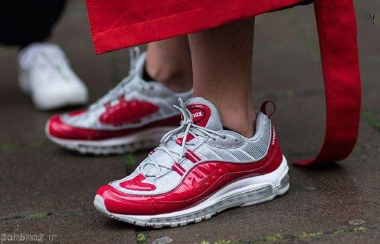 زیباترین مدل کفش های اسپرت دخترانه و پسرانه 97 - 2018