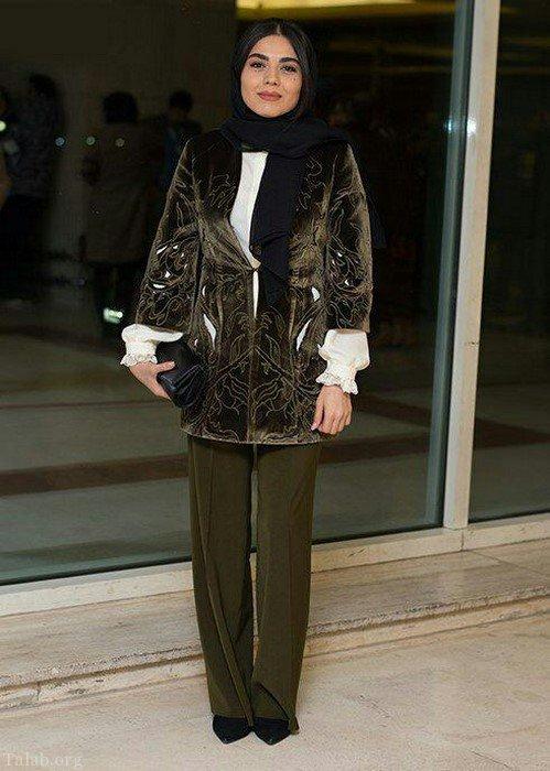 مدل مانتو بازیگران زن و تیپ بازیگران مرد در جشنواره فیلم فجر 96