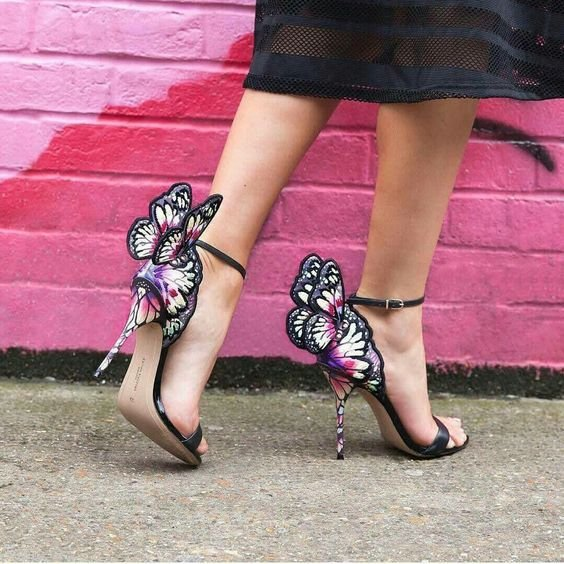 90 مدل کفش مجلسی زنانه | زیباترین مدل کفش های مجلسی دخترانه زنانه 99 - 2020