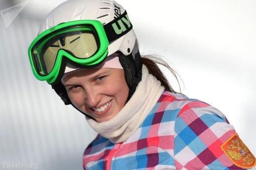 زیباترین دختران روسیه در المپیک زمستانی کره جنوبی 2018