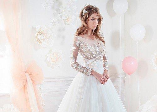 جدیدترین مد های عروس در سال 97 – 2018