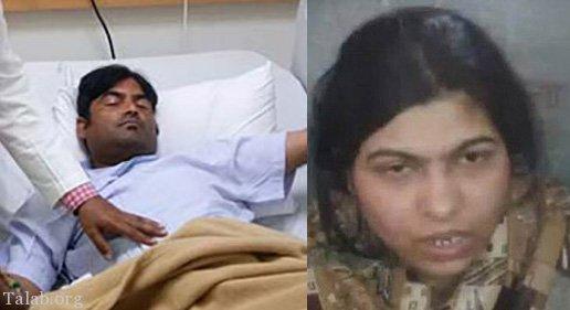 زن خشمگین هندی آلت مردانگی شوهر سرد مزاجش را برید (عکس)