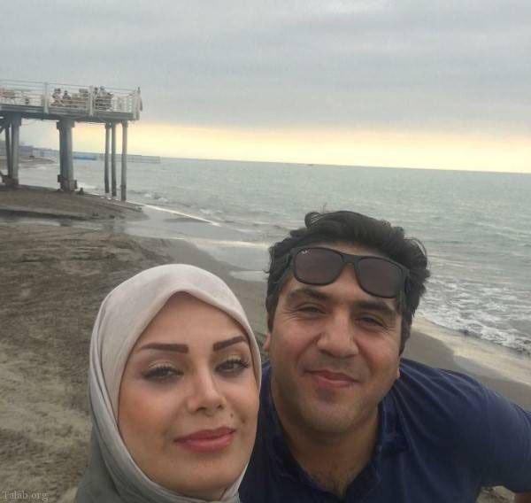 عکس های داغ بازیگران ایرانی در کنار همسرانشان در سال 97
