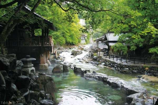 مکان های دیدنی ژاپن | زیباترین مکان های دیدنی ژاپن برای گردشگران