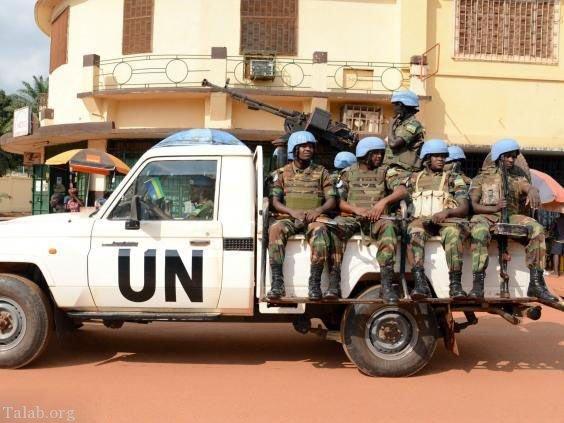 تجاوز نیروهای حافظ صلح به دختری 12 ساله در آفریقای مرکزی