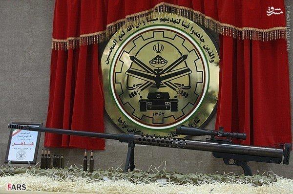 تک تیر انداز باهر ؛ بهترین تفنگ تک تیر انداز جهان در ایران (+ فیلم)