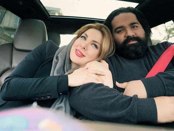 عکس و متن رضا صادقی و همسرش در روز سالگرد ازدواجشان