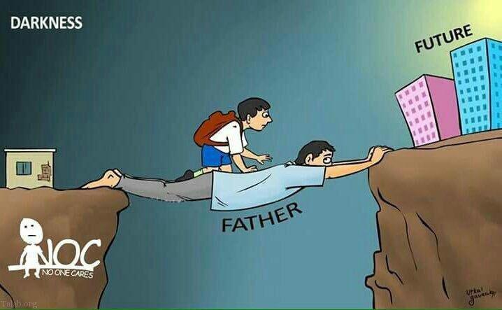 عکس پروفایل پدر | عکس نوشته روز پدر | عکس مخصوص روز پدر