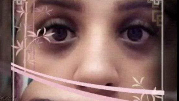 ماسک مغذی خانگی برای گودی و کبودی دور چشم