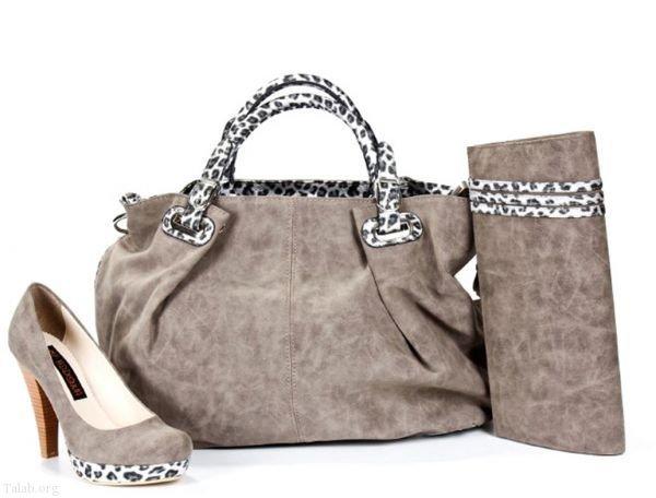 انواع ست کیف و کفش زنانه شیک مجلسی 1399   مد سال 99