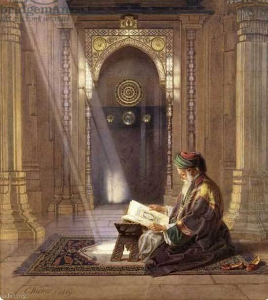 10 حکایت زیبا از بوستان سعدی (حکایت های شیرین سعدی)
