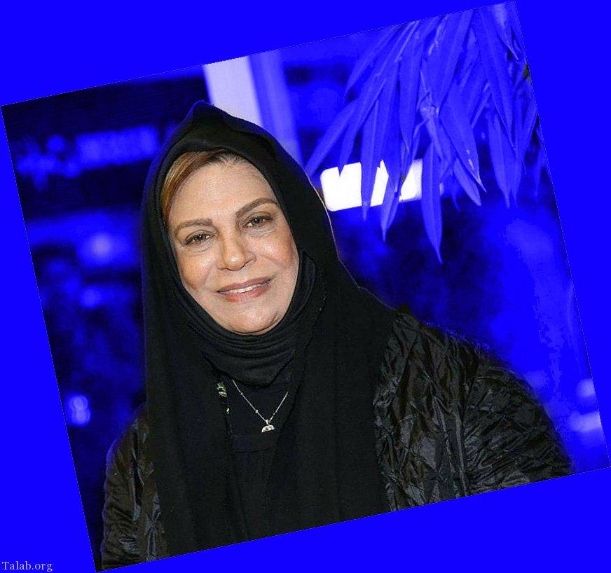 لو رفتن مهریه بازیگر زن مشهور گوهر خیراندیش در برنامه حالا خورشید (عکس)